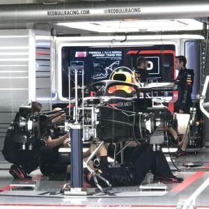 2019年F1日本GP