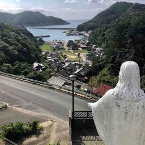 五島列島 教会巡りツーリング 4日目