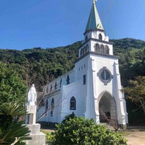 五島列島 教会巡りツーリング 3日目