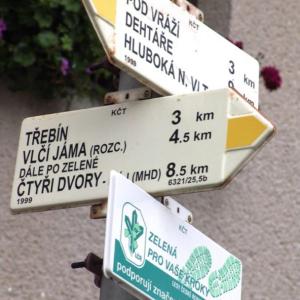 チェコの地図アプリが秀逸!