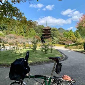 GOTOサイクリング山陰道 ⑦瑠璃光寺