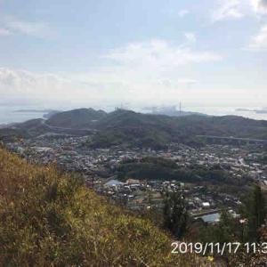 瀬戸内の山歩き 11/17 眺望