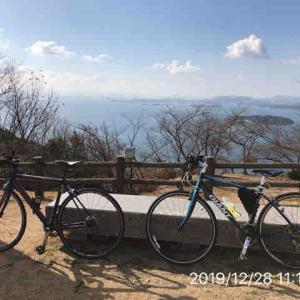サイクリング 12/28 飛躍