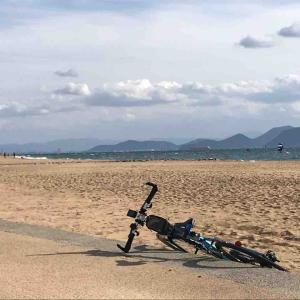 サイクリング 【追風】