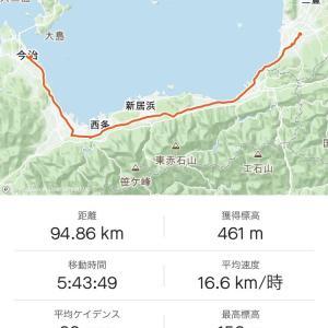 四国一周 10日目【軽快】