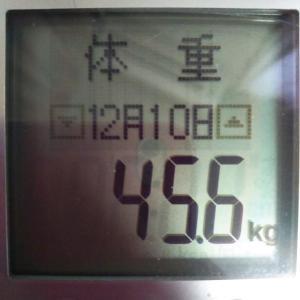 隔日24時間ファスティングに変更【45.6kg】
