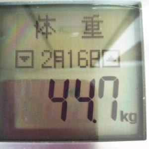 2/16【1886kcal】3日間の炭水化物祭り【暴食】