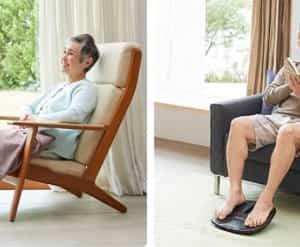 【高齢者への効果は?】SIXPADフットフィット ~高齢者の口コミ・評判を徹底比較【筋力UPに効果あり】