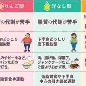 【タイプ別】肥満の種類によって異なる効果的ダイエット法!効果を最大限にする方法は?