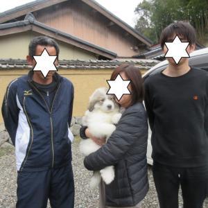 クレムちゃん、福島県へ巣立って行きました。