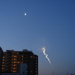 2006.02.33 ロケット雲