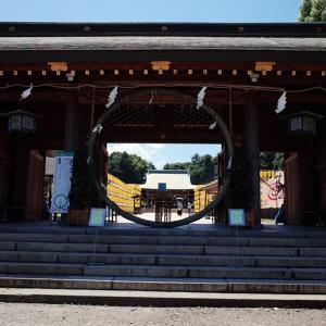 大分懸護國神社みたま祭