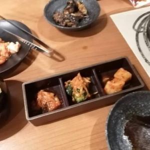 肉匠坂井で焼肉の食べ放題を楽しんできました