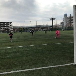 草サッカーチームとマネージメント。