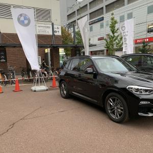 #BMW試乗会に行って来ました~。