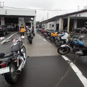 バイクのユーザー車検・札幌運輸支局