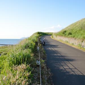シャドウ 夕日を眺めに日本海へ