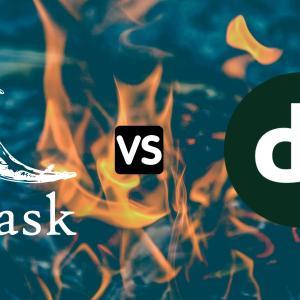 【徹底比較!】FlaskとDjangoそれぞれの特徴と選定基準について