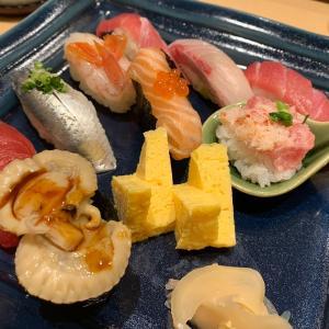 お手頃価格でいただく美味しいお寿司@築地寿司清