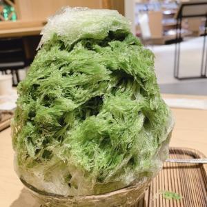 東京ミッドタウン日比谷で夏を先取り!@林屋新兵衛でカキ氷