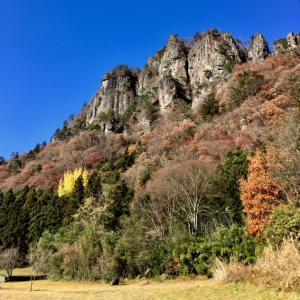 岩櫃山で訓練(>_<)