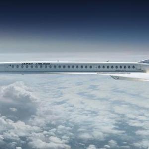 超音速旅客機、2024年にも登場?