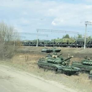 ロシア、ウクライナを侵攻する?
