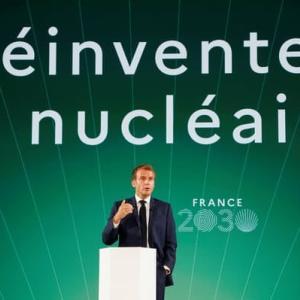 小型原子炉を30年までに日仏など大量導入?