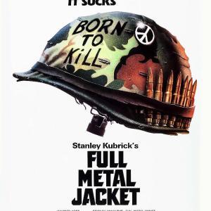 『フルメタル・ジャケット』スタンリー・キューブリック