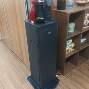 水補充不要!コーヒーマシン一体型の最新おすすめウォーターサーバー