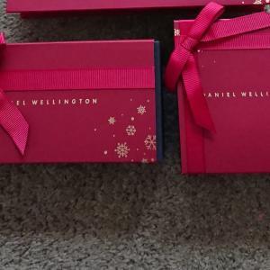 【ダニエルウェリントンレビュー】クリスマスプレゼントにおすすめな腕時計とアクセサリー