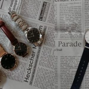 元アパレルバイヤー一押しダニエルウェリントン腕時計おすすめ5選!【2021年最新版】