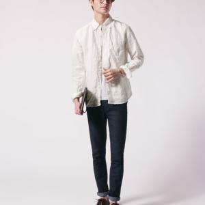 【メンズファッション】きれいめシャツをおしゃれに着こなすコーデおすすめ7選!