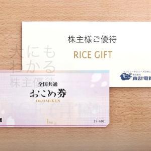 東計電算(4746)の株主優待到着報告(R1.12月末優待)
