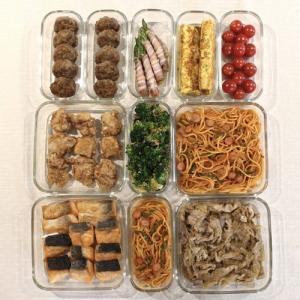 休校中の子供のお昼ごはんに悩まない!5日分お弁当作り置きプランby家事代行カジー