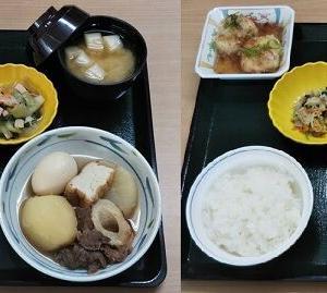 温かい昼食