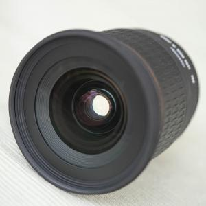 小さくしにくい広角のF値:レンズのF値(2)