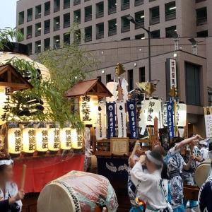 夏だ!祭りだ!!令和元年☆祝400周年!!小倉祇園太鼓!!