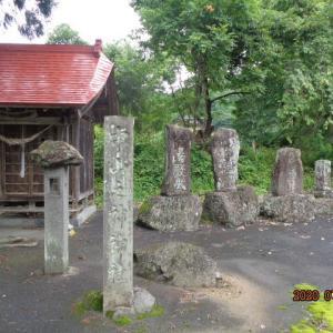 ホッとスポット 中山の神神社