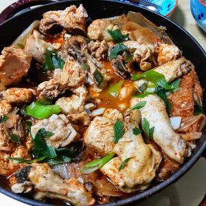 ムグンジで 煮るだけ、タッポックンタン