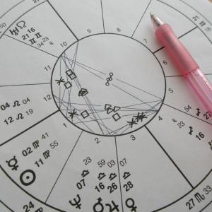 ご相談料金の変更のお知らせ(占星術)7月1日から