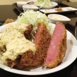 【食べ処ちゃぼん@富山】ボルファートとやま1階のボリューム満点の居酒屋ランチ!