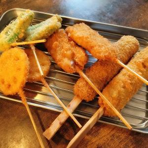 【串カツいっちょう@高岡】土日限定食べ放題ランチが980円と夢のような企画に参加してきた!