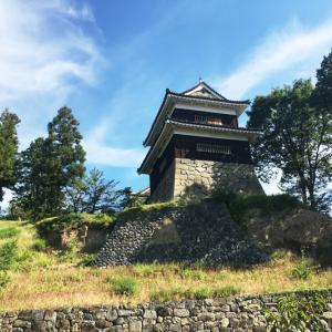 【観光】真田家の上田城に行ってみた【長野旅行その4】