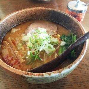 【ラーメン】拉麺酒房 熊人(くまじん)~辛味噌拉麺を食べてみた【長野県上田市】