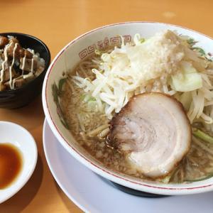 【ラーメン】のろし 新発田店で食べてみた。二郎系インスパイアのガッツリ系【新潟県新発田市】