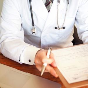 「慢性骨髄性白血病」闘病記。その2「外来~入院まで」