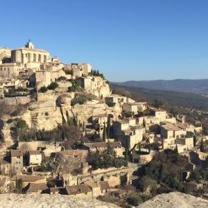 プロヴァンスの旅 (フランス)Avignon Gordes Châteauneuf-du-Pape