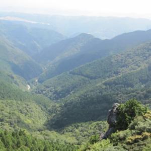 高知の登山初心者がお勧めする四国の山