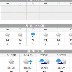 四国の梅雨明けは???